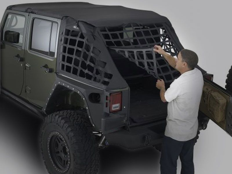 Jeep Wrangler Unlimited Cargo Net Google Search Jeep Wrangler