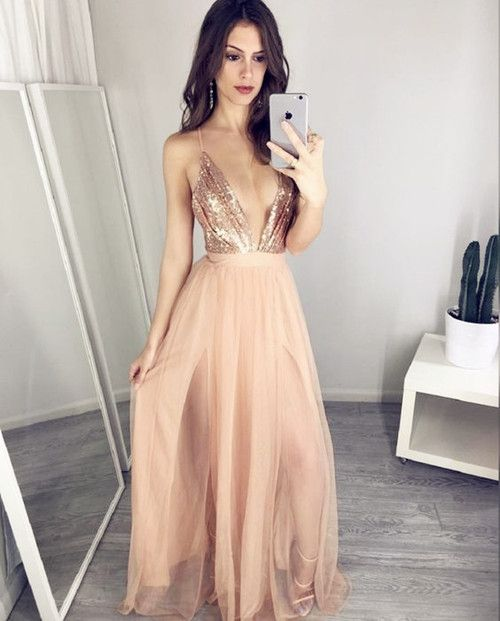 Pin On Long Prom Dresses Evening Dresses Gown