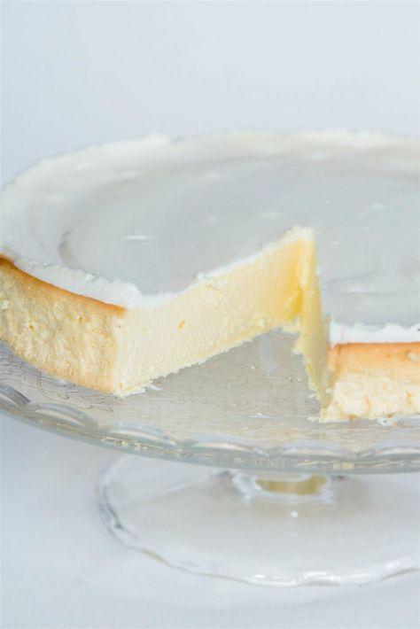 Perfekter Käsekuchen - Kaschula #japanischerkäsekuchen