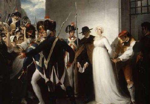 La Revolution Francaise Marie Antoinette Histoire En Francais Revolution Francaise