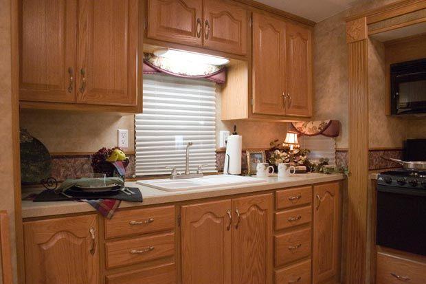 Cabinet Over Sink - Interior Design