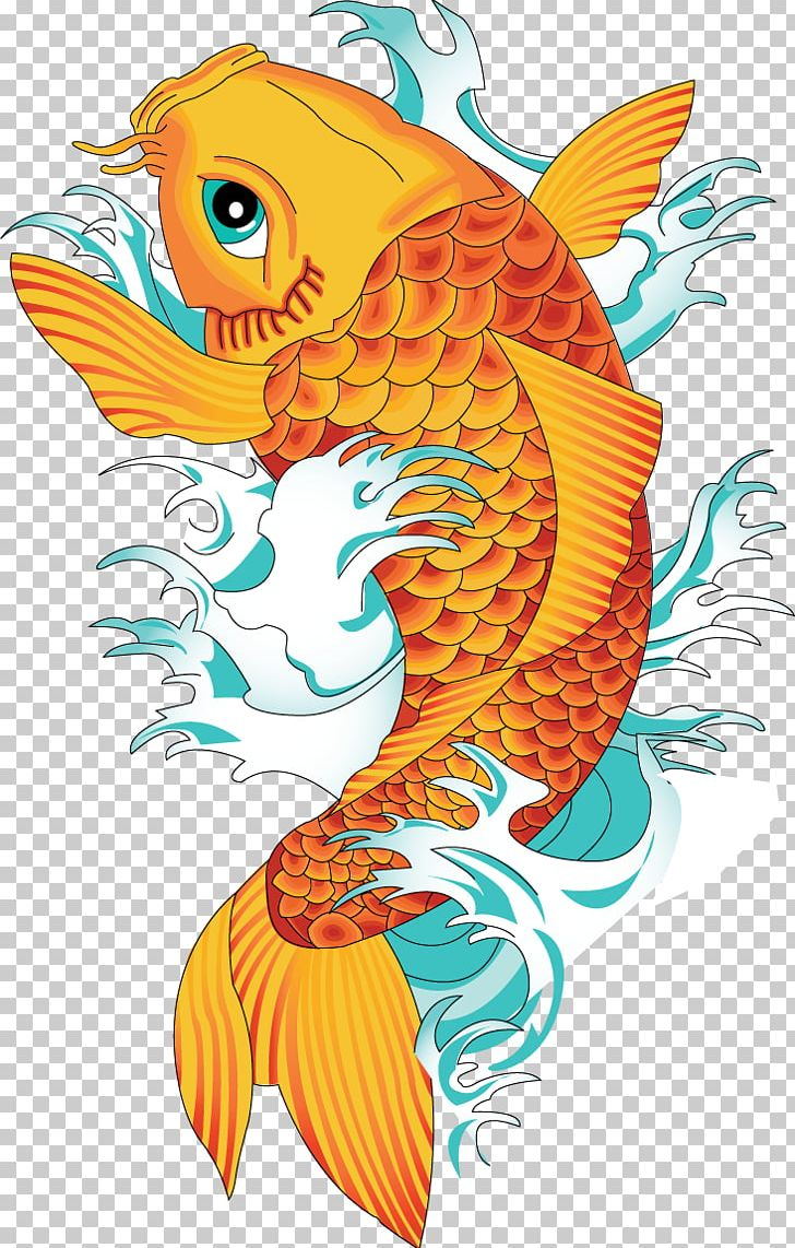 Butterfly Koi Orange Tattoo Fish Png Clipart Art Blue Butterfly Koi Color Drawing Free Png Download Koi Fish Drawing Butterfly Koi Koy Fish Drawing