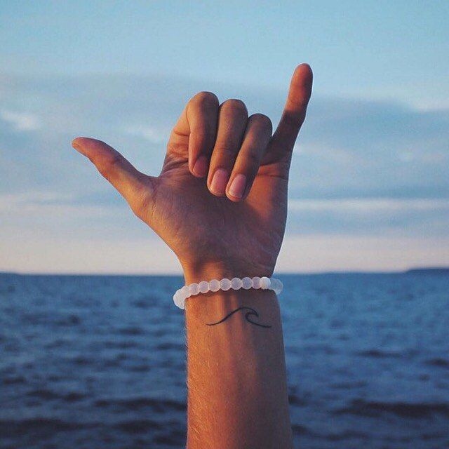 "Photo of Live Lokai on Instagram: ""Wave away #livelokai  Thanks @jakebeauchamp"""
