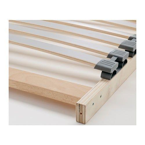 Lonset Slatted Bed Base Queen Bed Slats Bed Frame With Storage