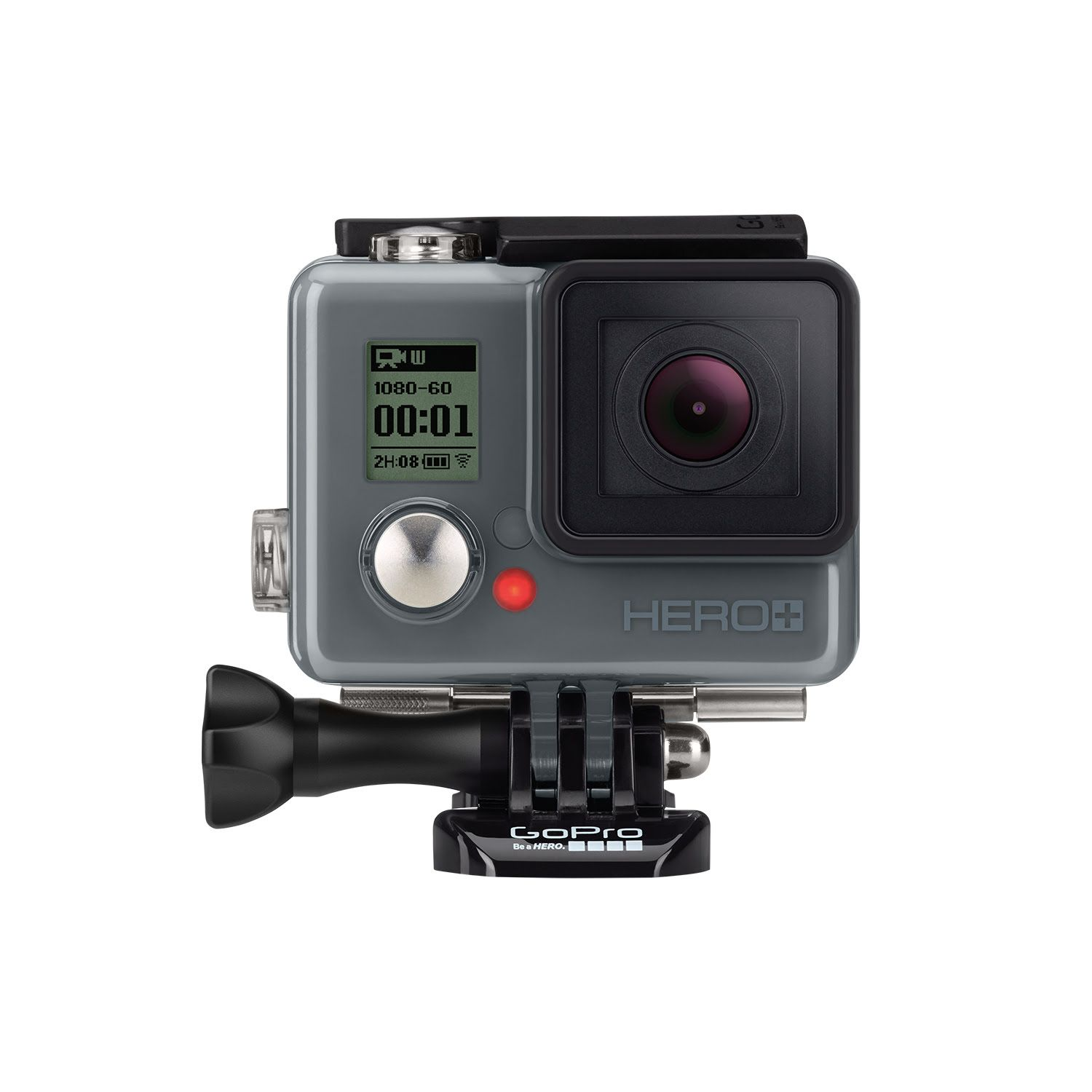 Nova HERO+ da GoPro - Geek Chic