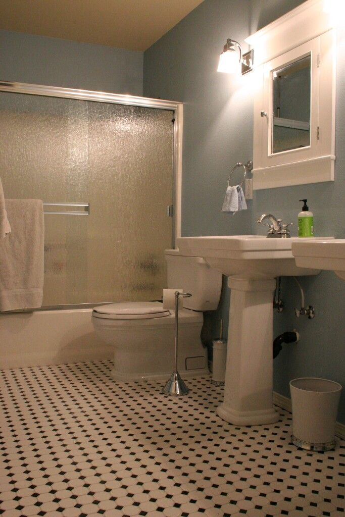 Bathroom remodel by Hardline Design and Construction in ...