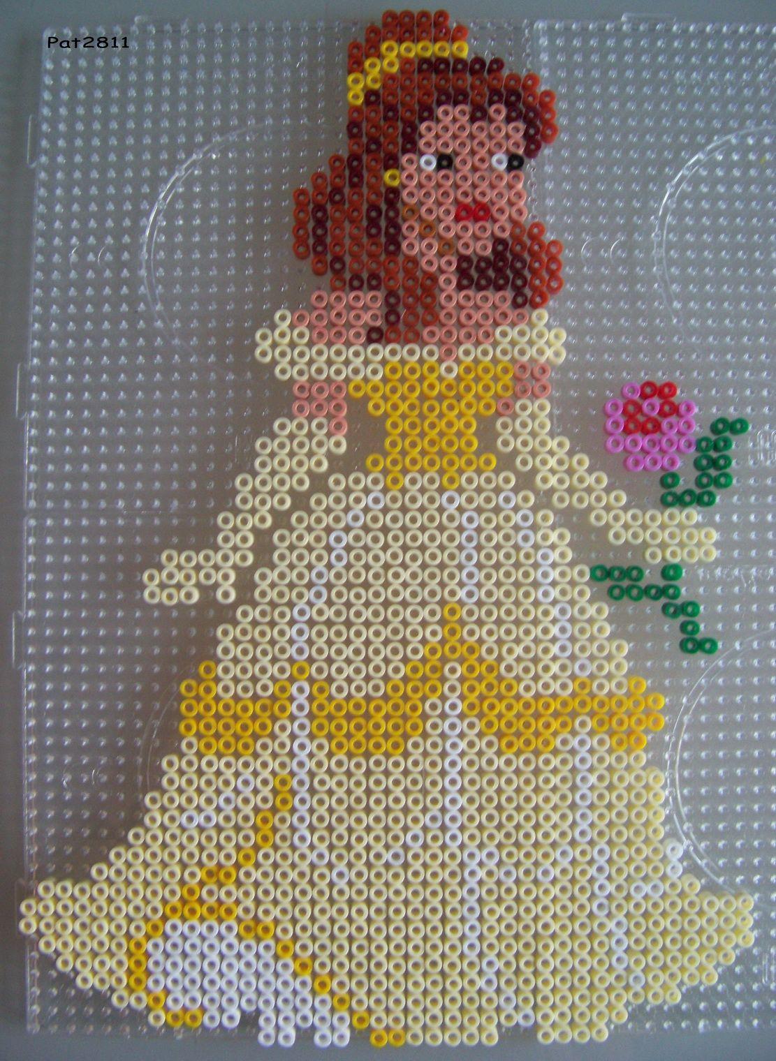 Perles A Repasser Disney Les Loisirs De Pat Perle A Repasser Modeles Perles Hama Perles A Tisser