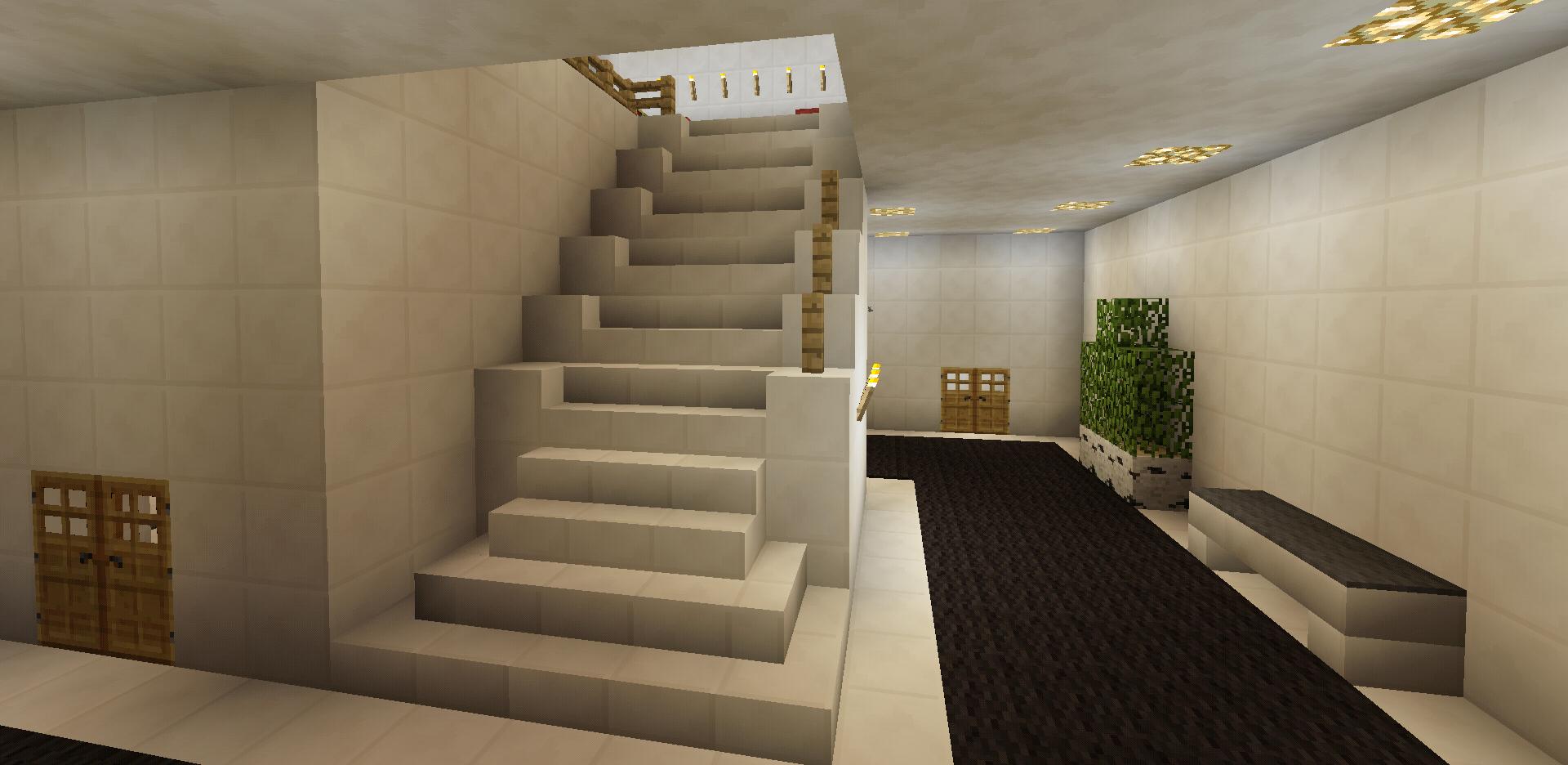 Minecraft Stairs Staircase Minecraft Creations Minecraft