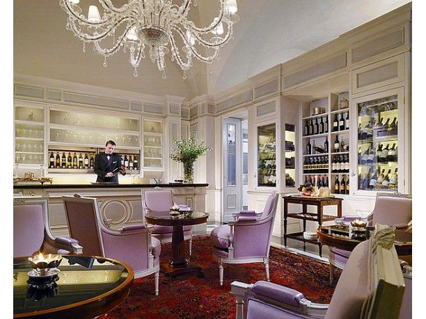 Sophisticated Bars | Florence hotels, Country hotel, Four ...