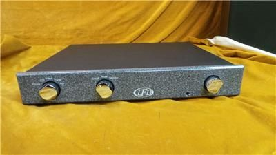 LFD Integrated Amplifier - Zero Upgraded to LE IV Signature