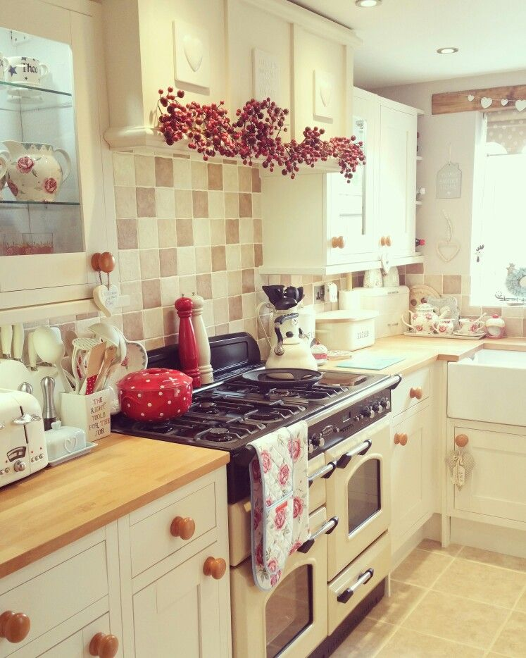 Pin de Aurora Davis en Kitchens   Pinterest   Inglaterra, En casa y ...