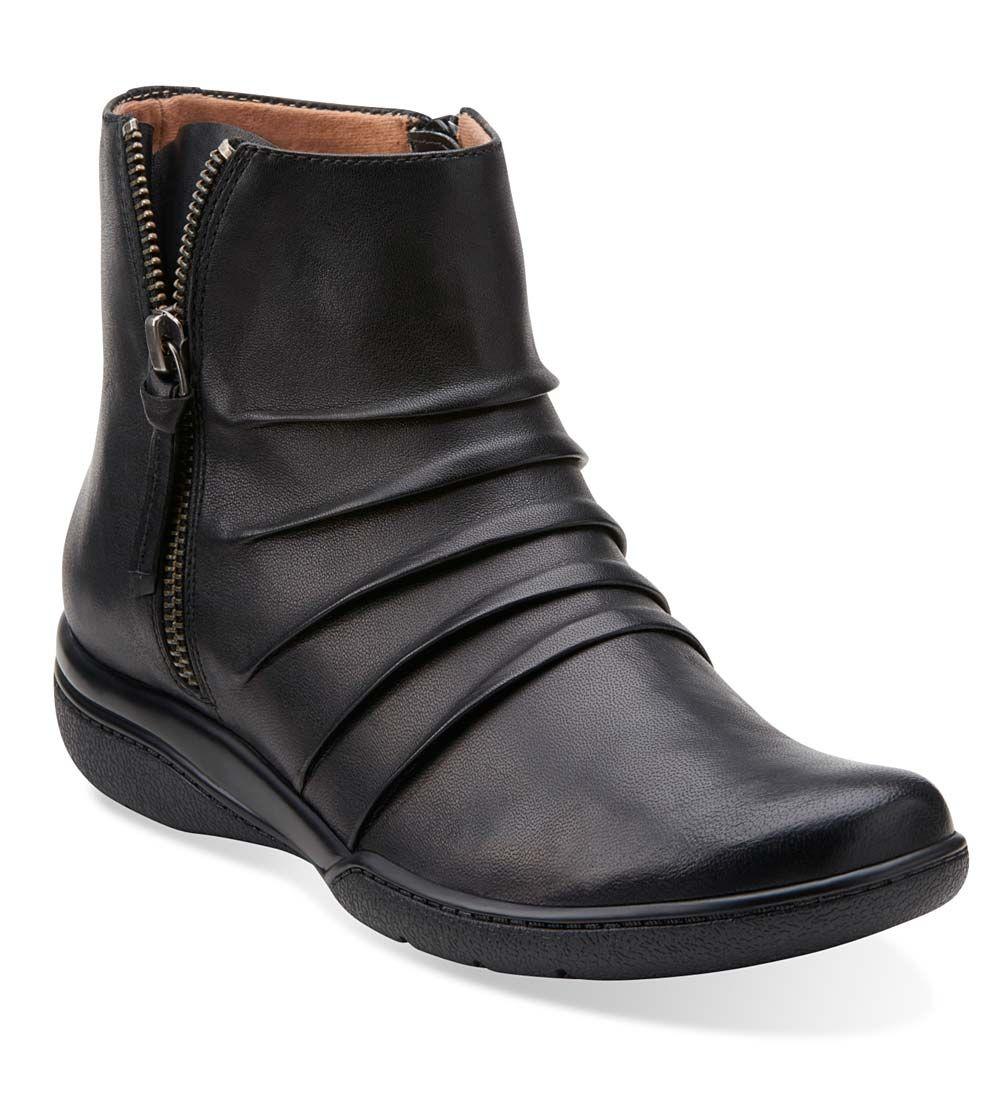 Shoes women heels, Black ankle boots