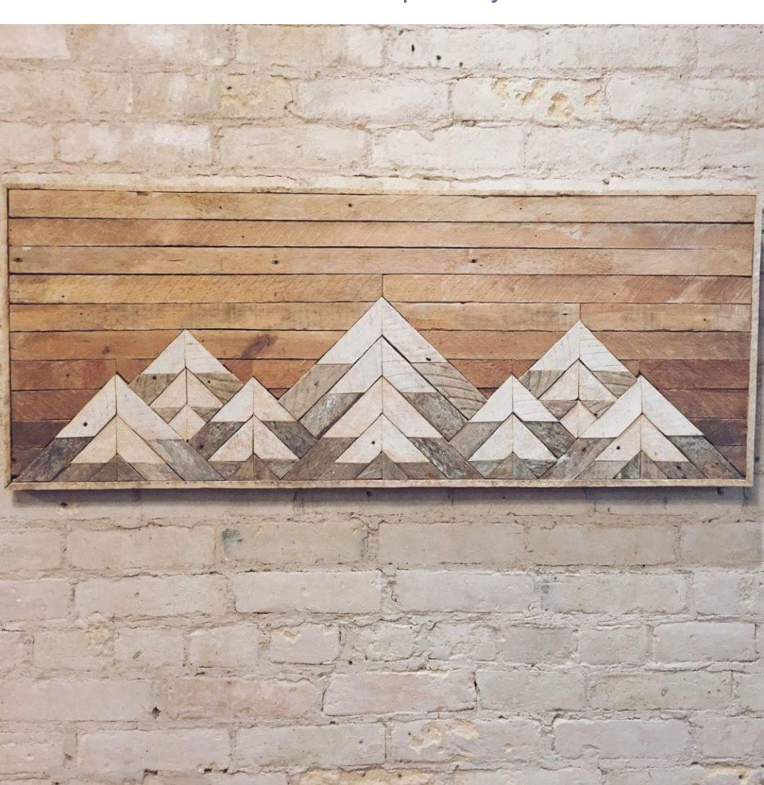 Shop For Wood Wall Art On Etsy The Place To Express Your Creativity Through Buying And Selling Of Handmade Vintage Goods