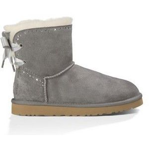 d3a88048ce4 Ugg: Women's Dixi Flora Perf Boot (Light Grey) The Dixi Flora Perf ...