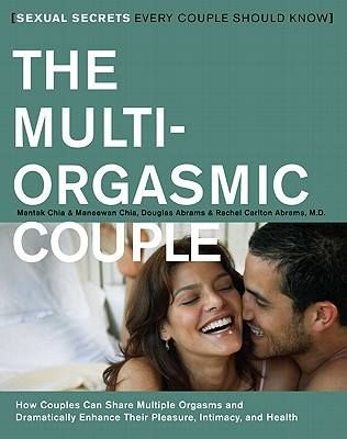 This classic couples' book. Combines eastern and western philosophies to teach couples how to better understand their own bodies and energy in order to be the best lover they can possibly be.