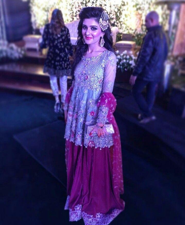 Increíble Vestidos De Fiesta De Pakistán Ideas Ornamento Elaboración ...