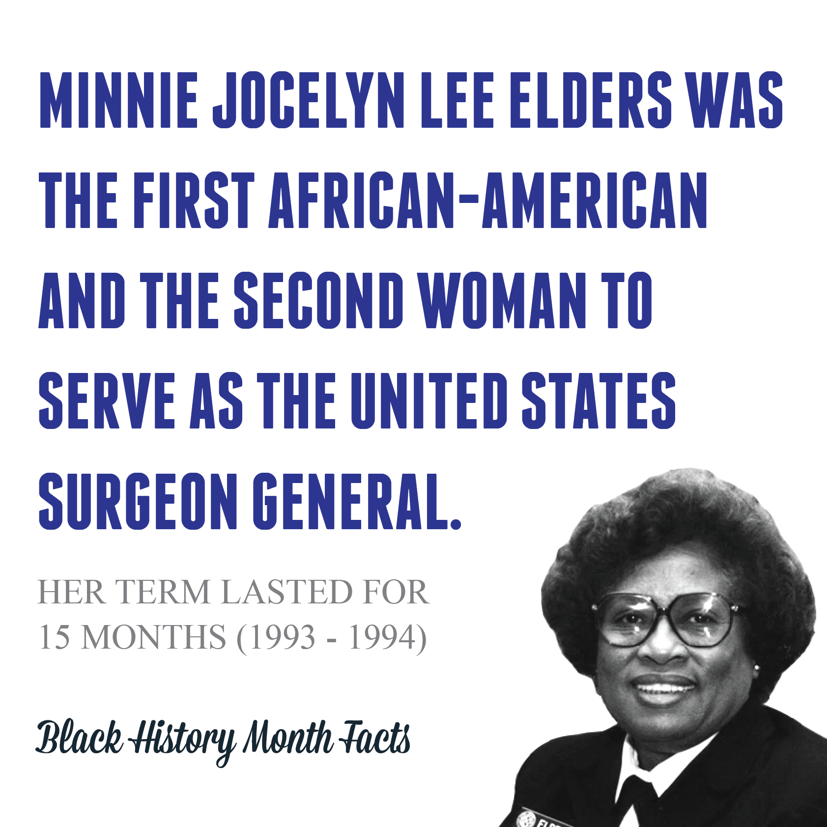 Black History Month Facts Woman