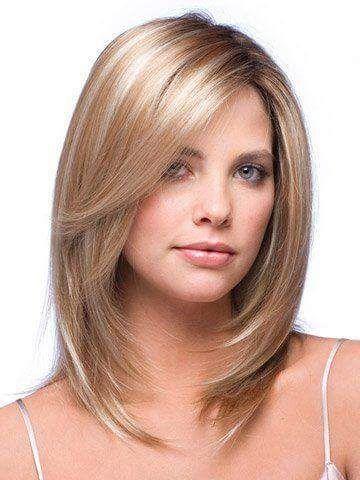 Medium Hairstyles For Fine Hair Pinnano Nimri On Hair Cuts And Styles  Pinterest  Hair Cuts