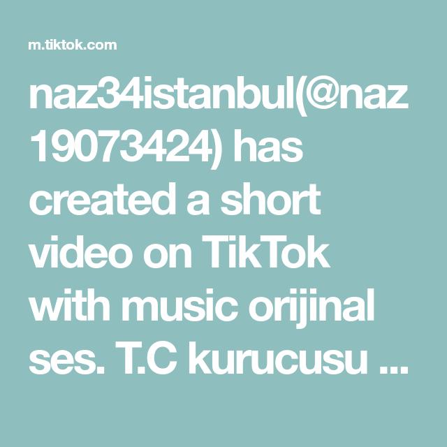 naz34istanbul(@naz19073424) has created a short video on TikTok with music orijinal ses. T.C kurucusu #gazimustafakemalataturk #özlem #minnet #saygiylaaniyoruz🇹🇷🇹🇷 #mekanincennetolsun #Atam #atamizindeyiz #10kasim1938 #❤🇹🇷#süpersüper