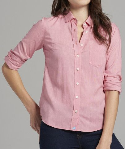 7fef2c1b Women's Shirts - Untucked Button-down Shirts | UNTUCKit | rags for ...