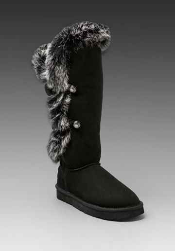 0508b42e75f Australia Luxe Collective Nordic Angel Extra Tall with Rabbit Fur ...