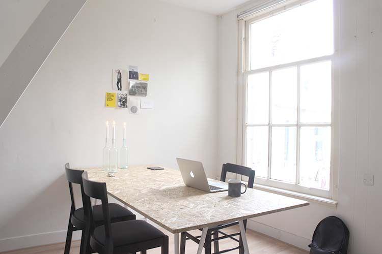 Minimalistische woonkamer interieur minimalistisch