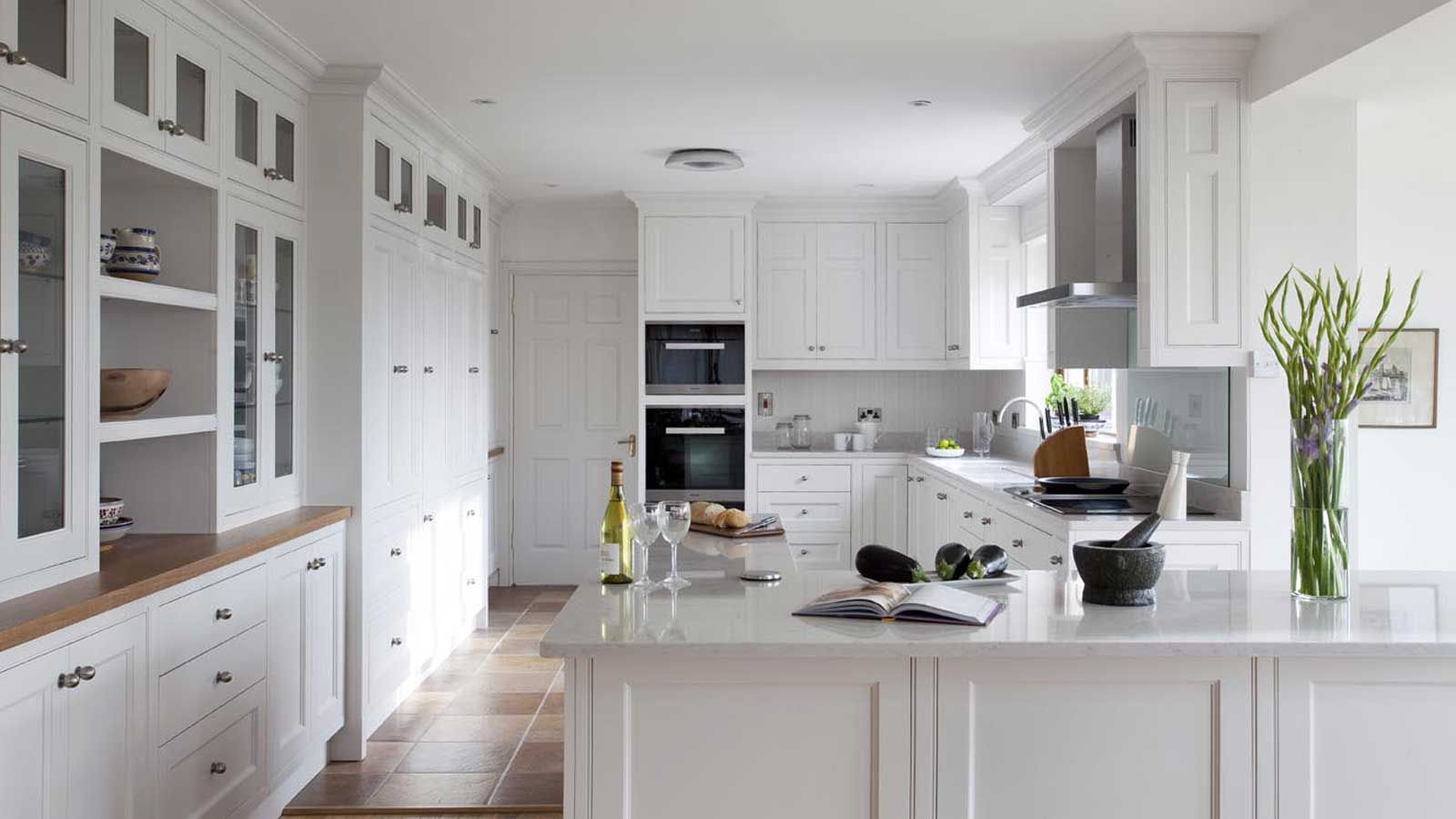 Farrow And Ball Painted Kitchens