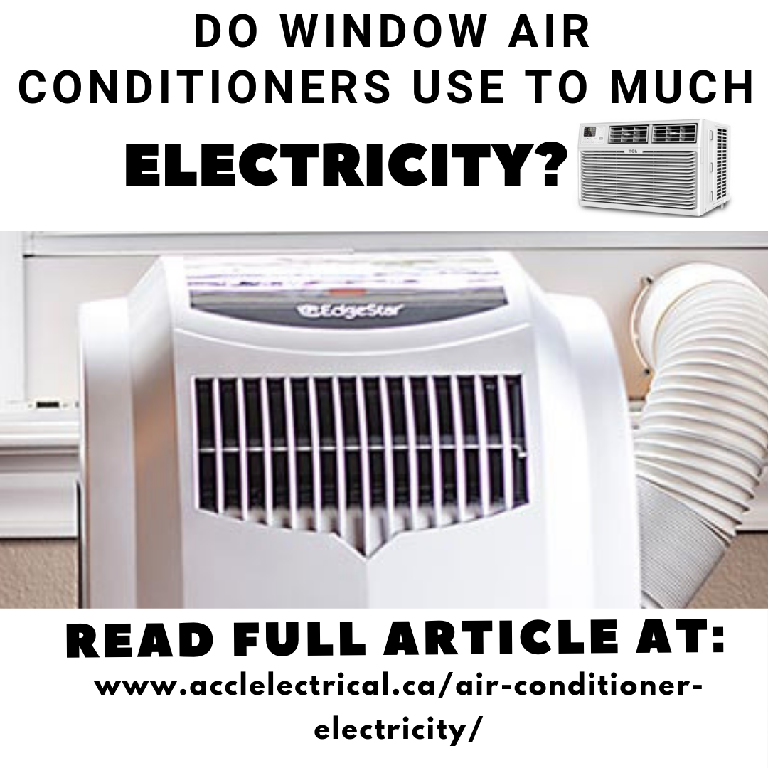 Air Conditioner using to much electricity Central air