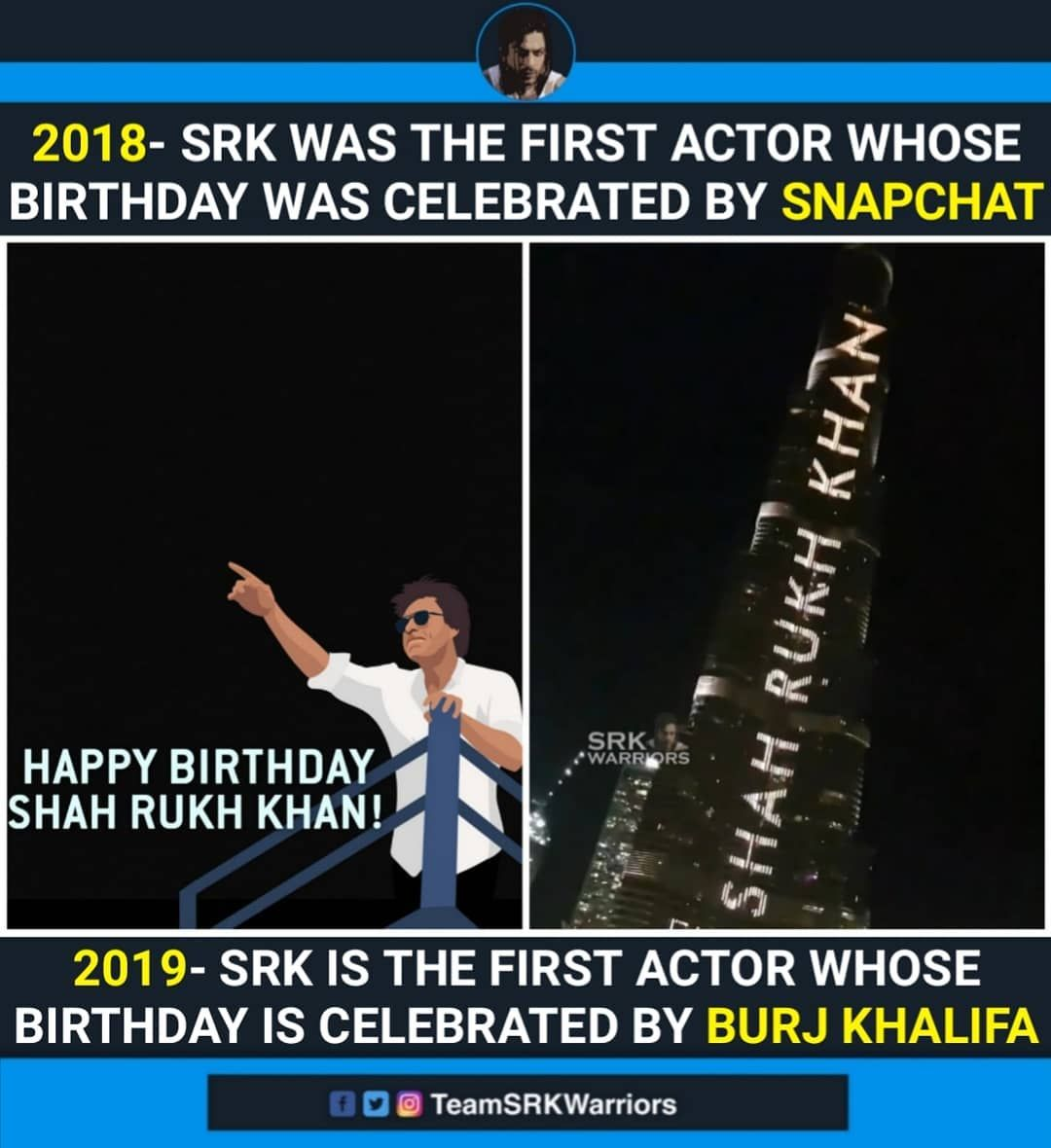 1,571 Likes, 4 Comments TEAM SRK WARRIORS (srkwarriors