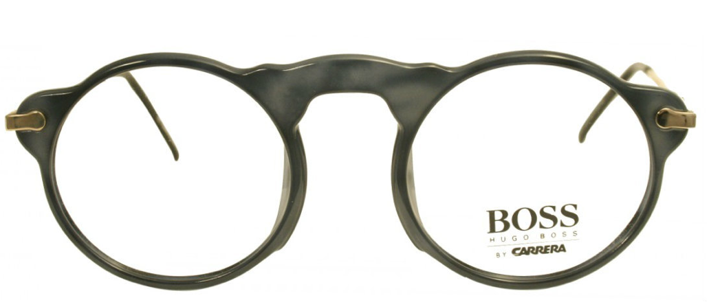 The Old Glasses Shop - Hugo Boss by Carrera 5108 Round Eye Vintage ...