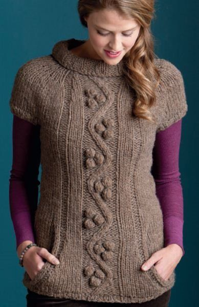 Ode To The Seamless Sweater Knitting Patterns Knit Crochet And