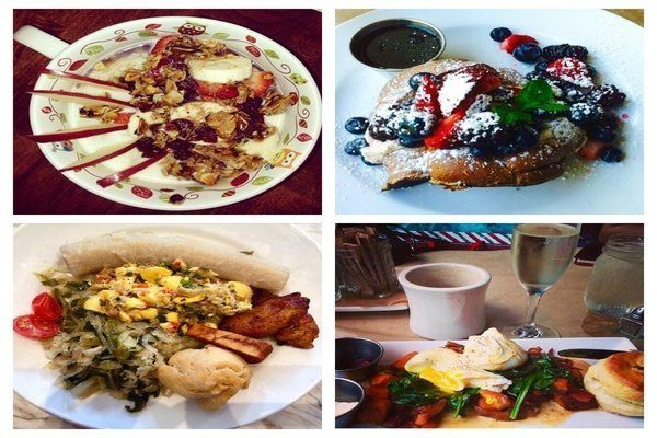 Best Brunch Restaurants In Atlanta Atlanta Pinterest