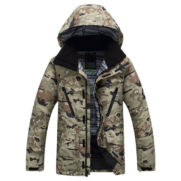 f903521d8f Jacket Men Ski jacket Skiing Clothing Outdoor Sports Ski snowboard 10K  waterproof windproof -30 winter