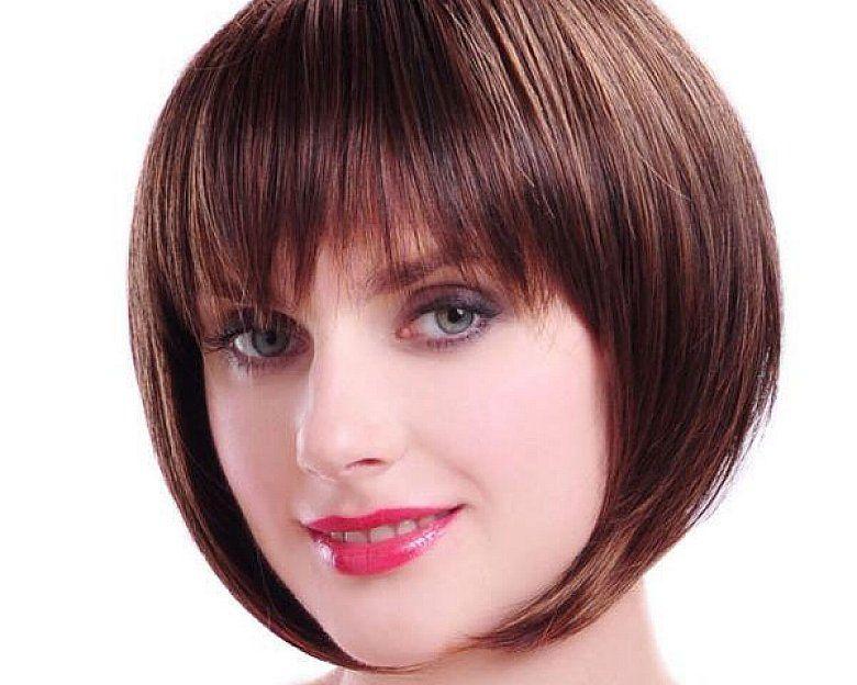 Fantastic Bobs Haircuts With Bangs And Bob Haircut With Bangs On Pinterest Short Hairstyles Gunalazisus