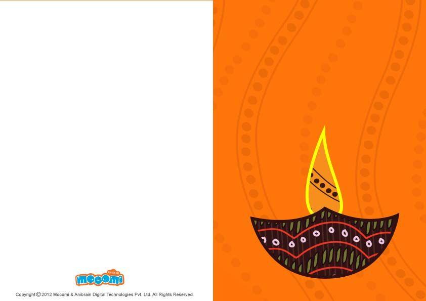 Diwali lamp diwali greeting cards for kids diwali diwali diwali lamp diwali greeting cards for kids m4hsunfo