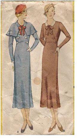 Mccall 7018 1932 Charleston Gastby Mode 30er Und 30er Jahre