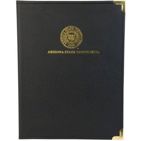 Classic Padfolio with University of Arizona State Logo, Multicolor
