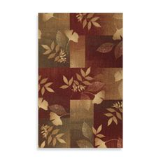 Shaw Forest 2 6 X 3 10 Accent Rug Bed Bath Beyond Rugs