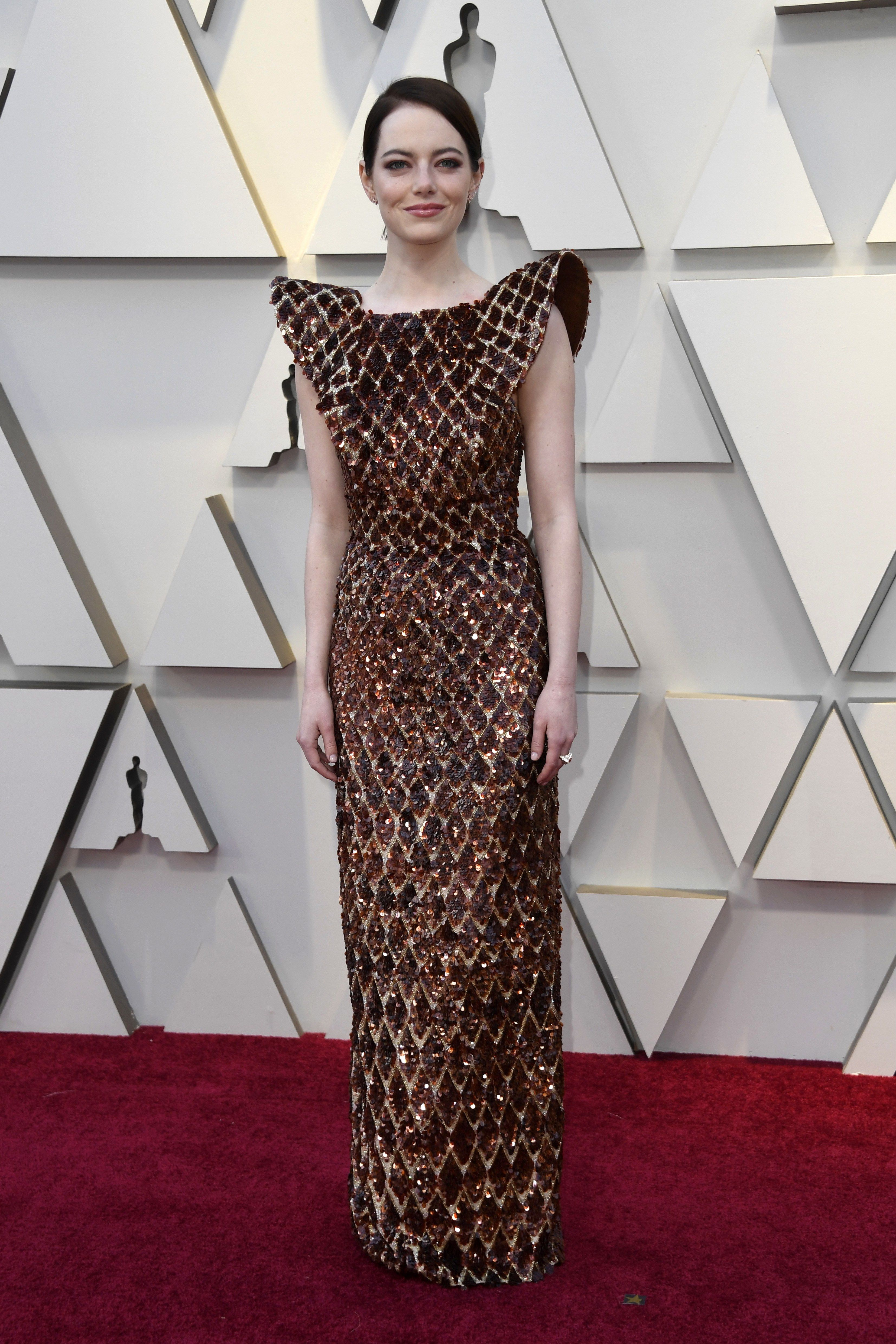 1fd2f29f0a0 The Best Dressed Celebrities on the Oscars 2019 Red Carpet in 2019 ...