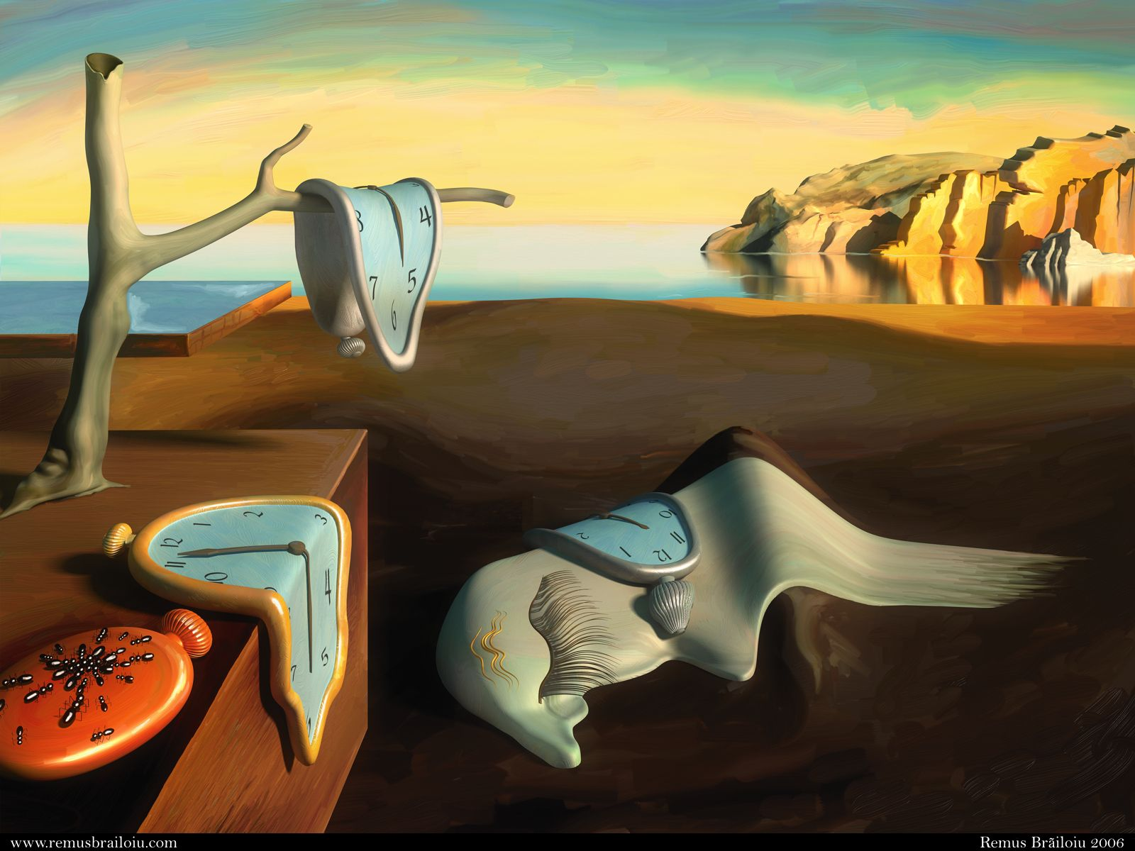 Salvador dali persistence of memory: meaning of the, What is the ...