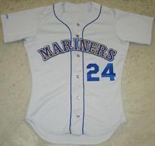 on sale 672c6 61644 Vintage Authentic Rawlings Seattle Mariners Ken Griffey Jr ...