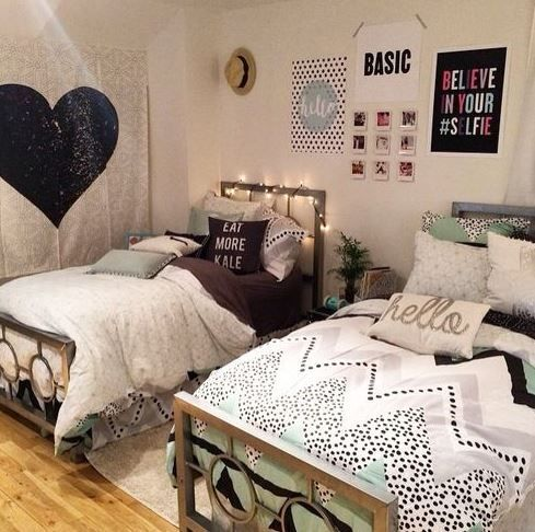 How To Decorate Your Dorm Room Without Going Totally Broke Dorm