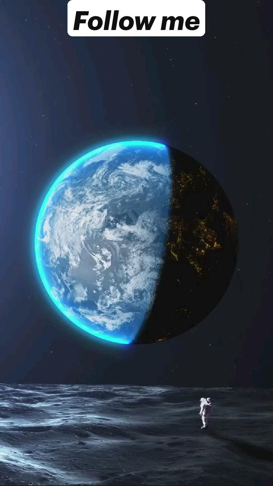earth from moon mother earth