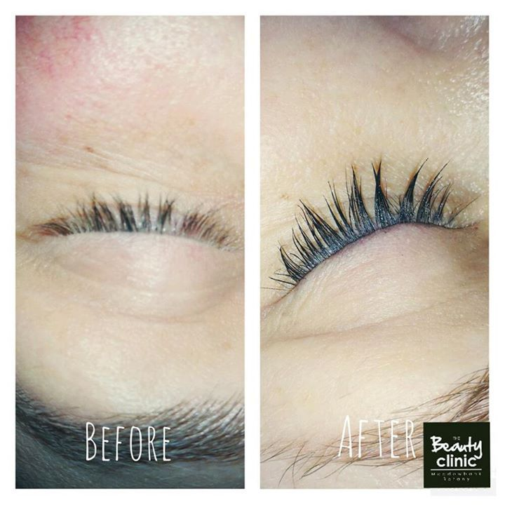 Before After What Is It It Is Spm Semi Permanent Mascara