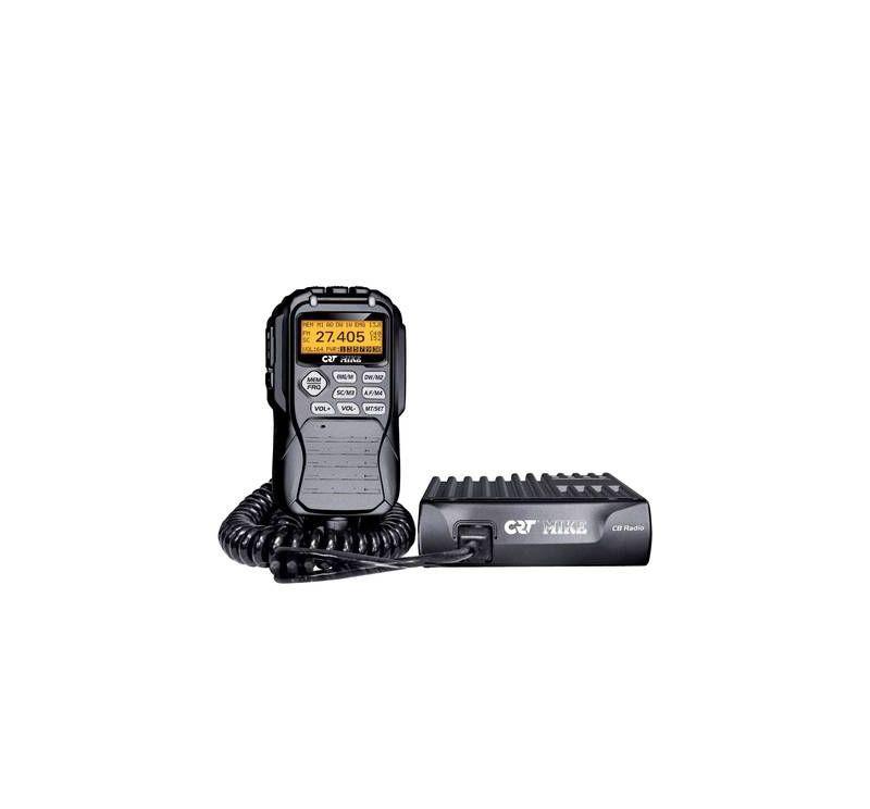TALKIE WALKIE EMETTEUR RECEPTEUR VHF CRT 4 CF