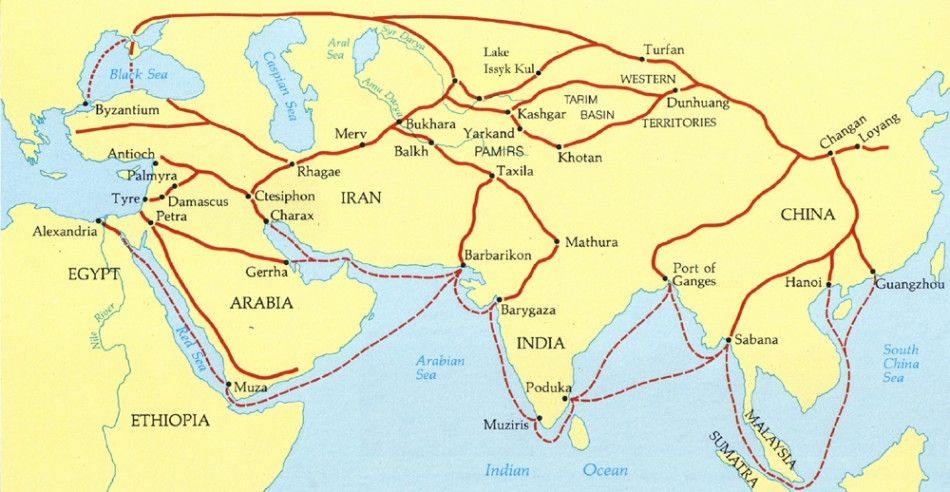 silk road essay history east asia Full-text paper (pdf): the silk road in world history: a review essay   abstract the silk road, a trans-eurasian network of trade routes connecting east  and  southeast asia to central asia, india, southwest asia, the mediterranean,  and.