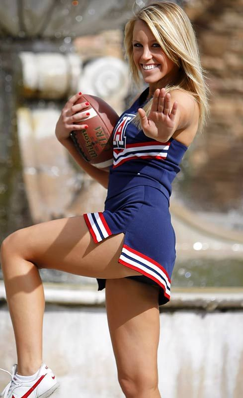 Hot Cheerleader Pictures