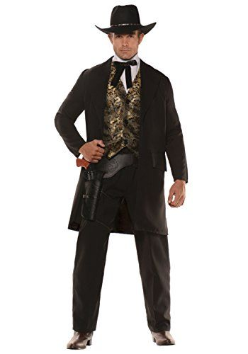 Adult western style costumes extra large sizes effective?