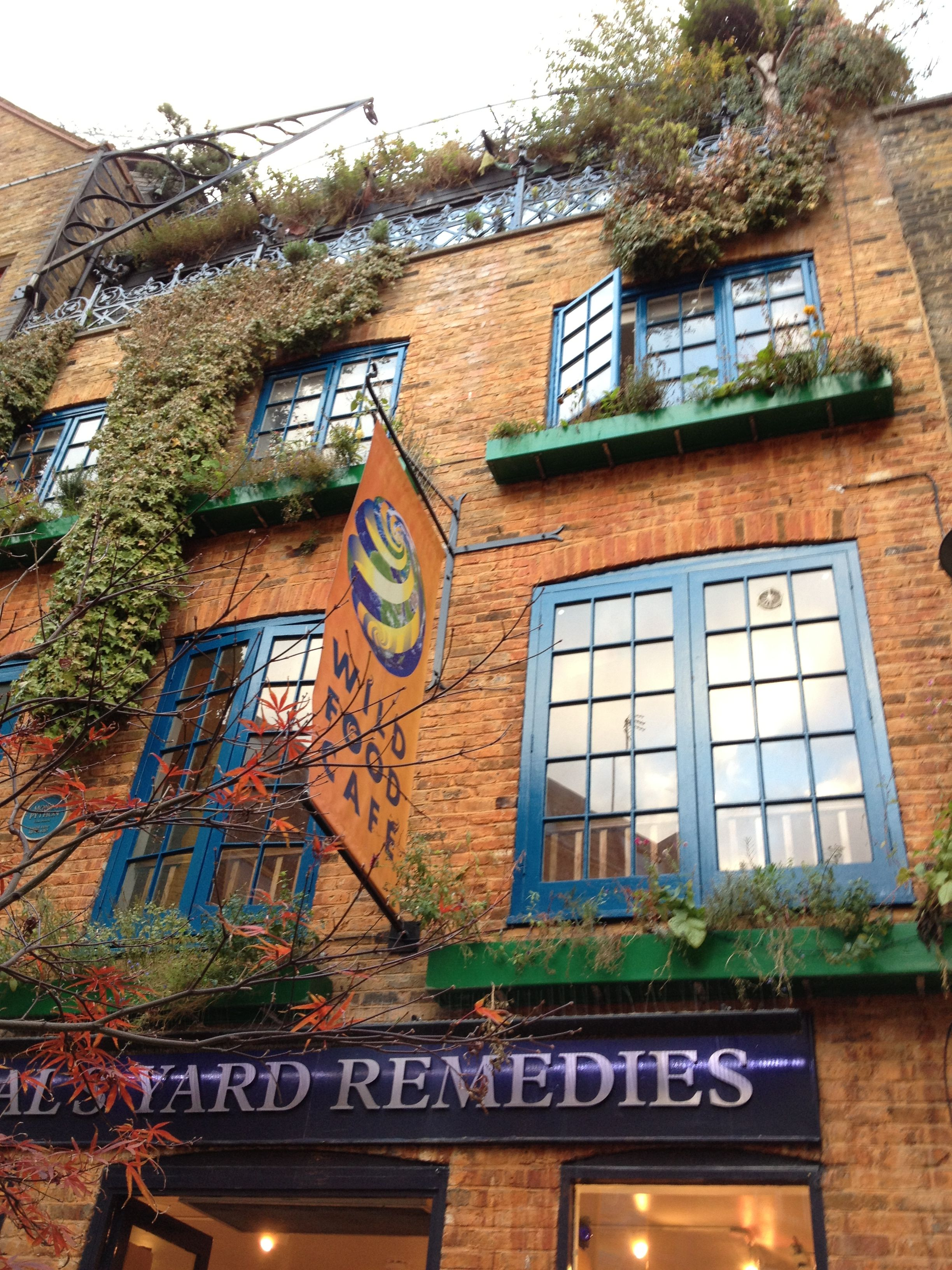 Neal Yard Remedies original shop in Covent Garden, London LOVE ...