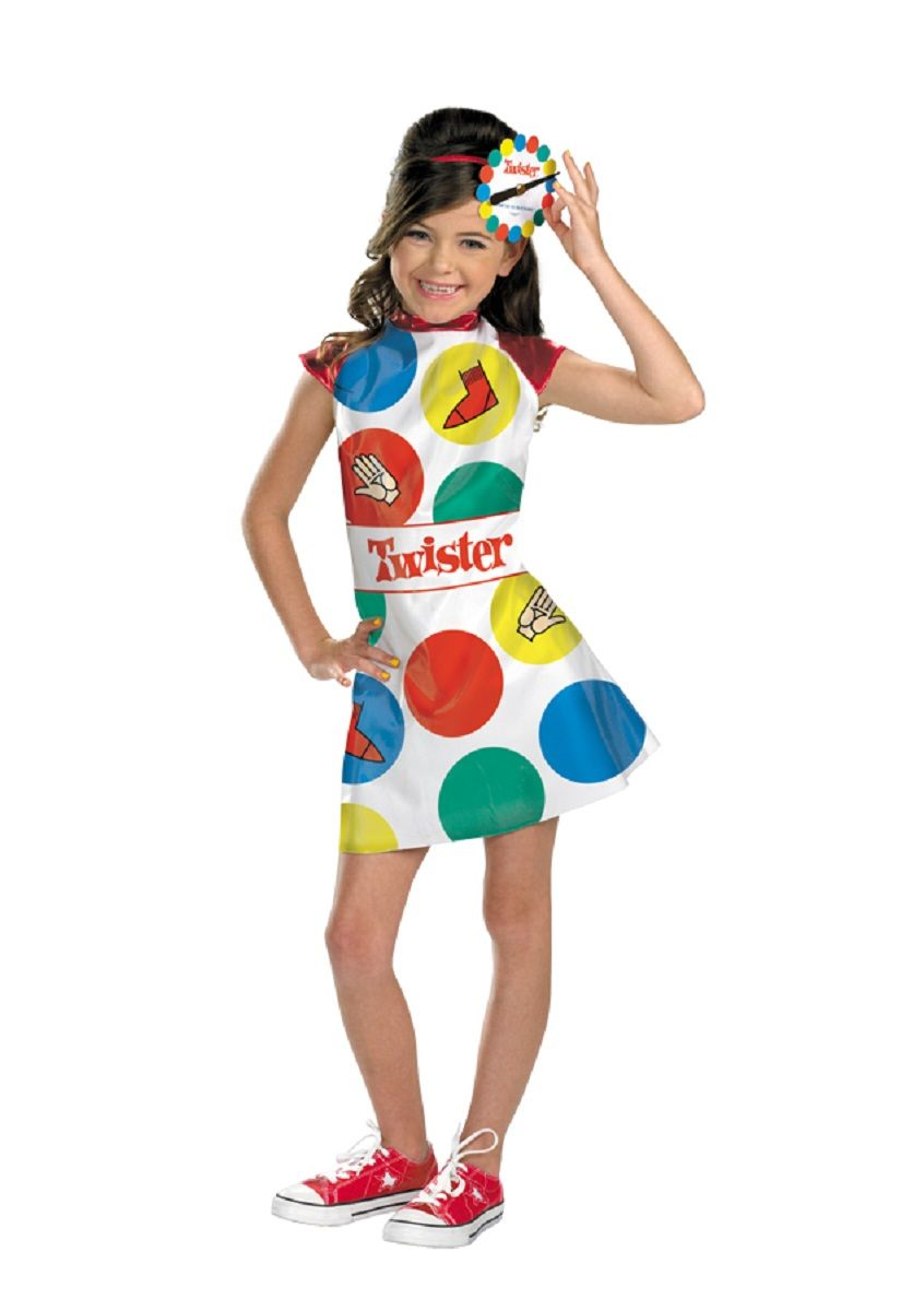 girl's twister® costume in 2018 | halloween crafts | pinterest